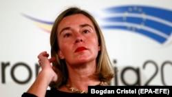 Голова європейської дипломатичної служби також пояснила, за яких умов санкційний тиск на Росію може бути пом'якшений чи навіть скасований