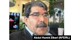 Руководитель партии «Демократический союз» Салех Муслим