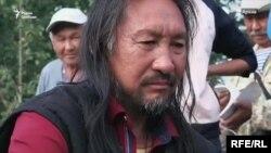 Задержание шамана Александра Габышева, май 2020