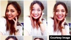Video-blogger Aynur Hüseynova