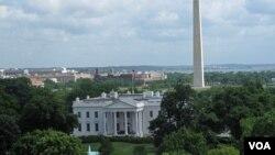 قصر سفید امریکا