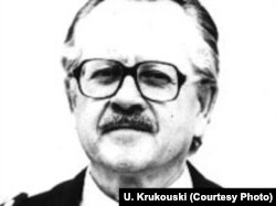 Уладзімер Крукоўскі