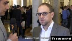 Адвокат Юлии Тимошенко - Сергей Власенко