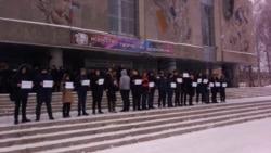Comisarii de educație din școlile Rusiei