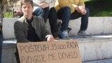 Protest radnika u Sarajevu, fotoarhiv