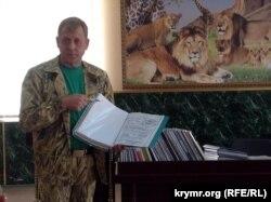 Пресс-конференция Олега Зубкова 11 апреля 2015 года. Архивное фото