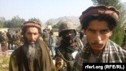 کونړ کې د طالبانو له زندانه راخوشي شوي ملکي وګړي.