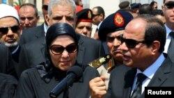 عبدالفتاح سيسی رييس جمهور مصر