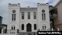 Batumi, Georgia 2016: sinagoga
