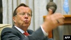 Пратеникот на Обединетите нации за Ирак Мартин Коблер