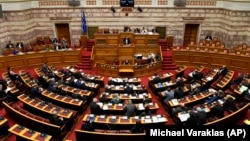 The Greek parliament on February 8 approved the NATO protocol of its neighbor, now known as North Macedonia.