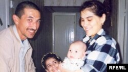 Guantanamo detainee Ravil Mingazov and his family in happier days.