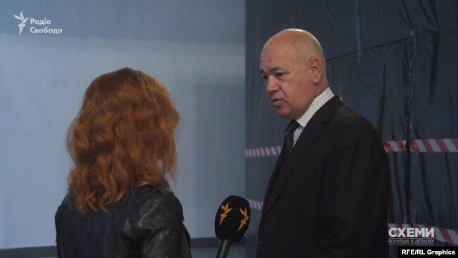 Валентин Топчій, директор департаменту по взаємодії з правоохоронними органами Харківської міськради