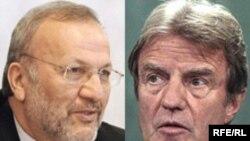 وزیر امور خارجه ایران گفته است که نامه ای برای برنار کوشنر ارسال خواهد کرد.