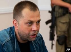 Один із ексватажків угруповання «ДНР», московський політтехнолог Олександр Бородай