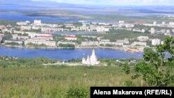 Город Мончегорск, Мурманская область