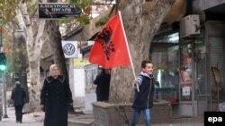 Sa ulica Skoplja, arhivska fotografija