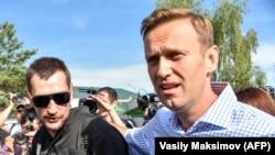 Aleksei və Oleg Navalny qardaşları