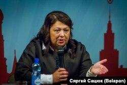 Галіна Сапожнікава