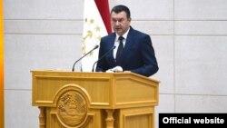 Кохир Расулзода, премьер-министр РТ, глава Республиканского штаба по борье с COVID-19