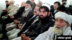 Afghan tribe elders supported TAPI project on December 22, 2015.