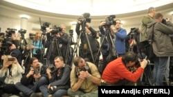 Predstavnici medija u Srbiji, fotoarhiv