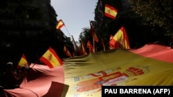Zastave Katalonije, Barselona