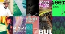 موسيقی امروز: ترانههای محبوب سال ۲۰۱۴ در بريتانيا