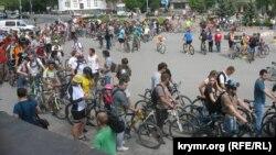 Фестиваль «ВелоПобеда-2015», архивное фото