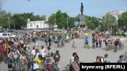 Фестиваль «ВелоПеремога-2015», архівне фото