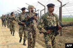 Спецназ армии Индии