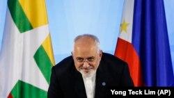محمد جواد ظریف در سنگاپور