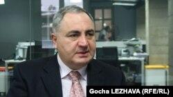 საფინანსო ზედამხედველობის სააგენტოს საბჭოს თავმჯდომარე ირაკლი კოვზანაძე