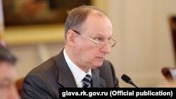 Шефот на рускиот Совет за безбедност Николај Патрушев