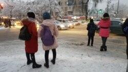Сасык тумоодон улам Бишкектеги 9 мектеп жабылды.