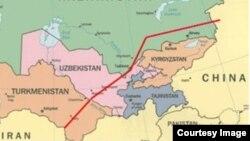 Газ қувури учинчи линиясининг Ўзбекистон бўлаги келаси йил бошига қадар битказилиши кутилмоқда.