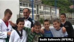 """Članovi kluba """"Guber"""" iz Srebrenice"""