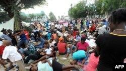 Хаити - на улиците на главниот град Порт о Пренс