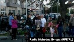 Protest u Banjaluci, 21. septembar 2012. Foto: Maja Bjelajac