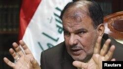 وكيل وزارة الداخلية احمد الخفاجي