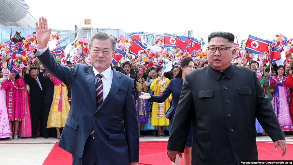 В Пхеньяне начался третий саммит КНДР и Южной Кореи