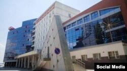 Здание Саратовской государственной юридической академии