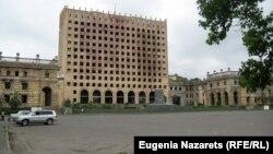 В Сухуми прошел прием, приуроченный к годовщине конфликта в Южной Осетии