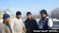 Некоторые таджикистанцы отправляются в Сирию и Ирак из трудовой миграции в России