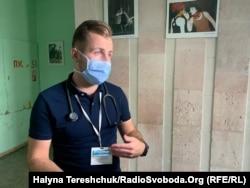 Лікар Тарас Борачок