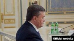 Украинскиот претседател Виктор Јанукович