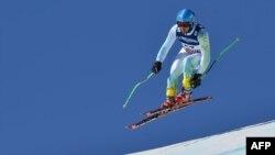 Змаганням гірськолижників у Пхьончхані заважає негода