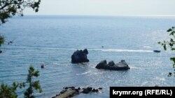 Крим, селище Утьос, ілюстраційне фото