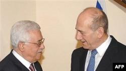 دو رهبر اسراییل و فلسطینی قرار است که بزودی با یکدیگر دیدار کنند.