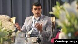 Әзербайжан құқық қорғаушысы Расул Жафаров.